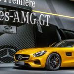 Mercedes-Benz 2016 AMG GTS