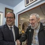 Tổng thống Pháp kêu gọi Mỹ chấm dứt cấm vận Cuba