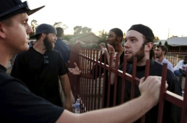 Biểu tình phản đối và ủng hộ vẽ biếm họa Tiên tri Muhammad ở Mỹ