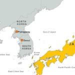 Động đất mạnh ở đáy biển miền nam Nhật Bản