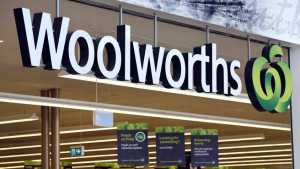 A stock image of a the entrance to a new Woolworths supermarket in Everton Park in Brisbane's northern suburbs, Monday, May 11, 2015. (AAP Image/Dan Peled) NO ARCHIVING