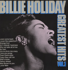 Billie Holiday - Greatest Hits Vol. 1 - LP RECORD-361914