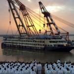 Số tử vong 400 người trong vụ tàu chìm ở Trung Quốc