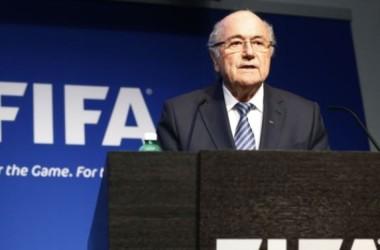 Chủ tịch FIFA Sepp Blatter từ chức