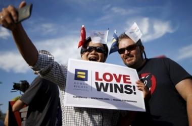 Mỹ chính thức công nhận hôn nhân đồng giới