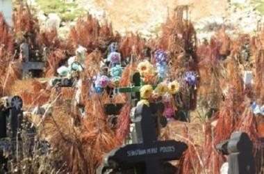 Những nghĩa trang rùng rợn trên thế giới