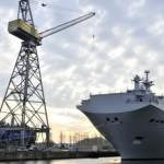 Pháp bồi thường cho Nga vì không giao tàu chiến
