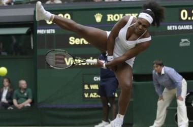 Serena Williams đoạt giải vô địch quần vợt Wimbledon