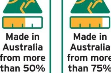 Úc dùng Logo mới giúp người tiêu dùng nhận dạng thực phẫm trong Nước
