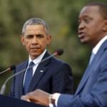 Baracks Obama: Mỹ và Kenya đoàn kết chống khủng bố