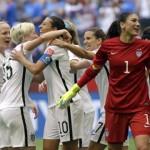 Đội Túc Cầu nữ Mỹ đoạt ngôi vô địch World Cup 2015