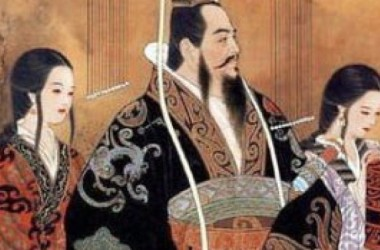 Các Hoàng Đế Đông Hán Trung Quốc tình dục quá độ