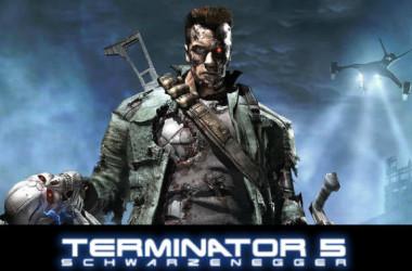 Terminator5 thời đại Genysis gây thất vọng trên phim trường!