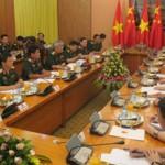 Việt-Trung đối thoại chiến lược quốc phòng