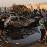 Xe bom nổ tại Baghdad ngay 1 chổ bán ôtô làm 11 người chết