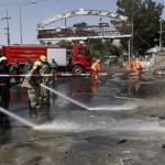 Nổ bom tự sát 5 người chết gần phi trường Kabul