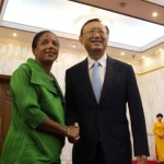 Susan Rice cố vấn an ninh Mỹ đến Trung Quốc
