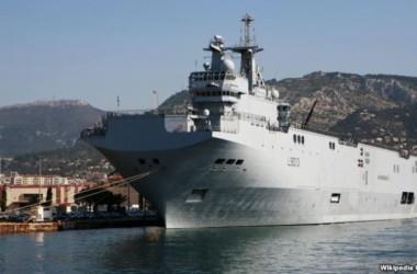 Việt Nam có thể mua chiến hạm Mistral của Pháp
