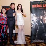 Trương Ngọc Ánh cùng Phim Hương Ga lãnh cúp tại Liên Hoan Phim Thế Giới