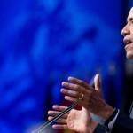 Baracks Obama kêu gọi thế giới chống lại biến đổi khí hậu