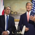 John kerry kêu Tổng thống Syria Bashar al-Assad từ chức