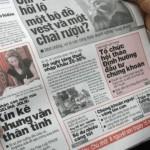 Việt Nam chưa công nhận báo chí tư nhân