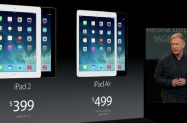 Apple trình làng iPad Pro với bút cảm ứng và bàn phím thông minh