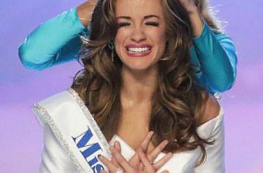 Betty Cantrell đăng quang Miss USA 2016