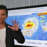 Bão Koppu sẽ gây lụt lớn ở Philippines