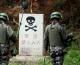 Trung Quốc dọn mìn dọc theo biên giới Việt Trung
