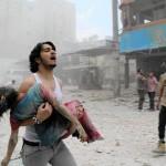 Syria: Rena – Viên Đạn Nghiệt Oan Trên Xác Chết Trẻ Thơ Vô Tội