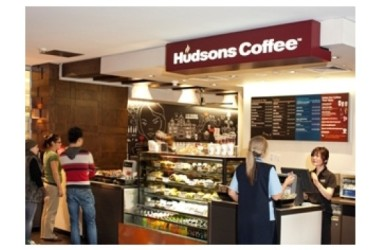 New bussiness for you HUDSONS COFFEE