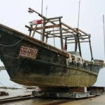 Nhật Bản: Những Con Tàu Ma Bắc Hàn Trôi Trên Bờ Biển Đông Nhật