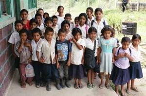 hoinduras kids