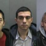 Ba tù nhân vượt ngục ở California trong tay cảnh sát