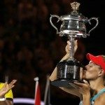 Quán quân Australia Open 2016 Kerber thắng Williams