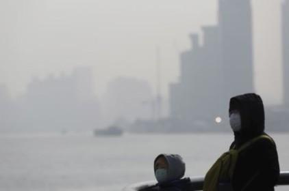 Ô nhiễm không khí làm 5,5 triệu người chết yểu mỗi năm
