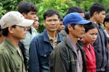 Hơn 170 người Thượng ở Campuchia không phải là người tị nạn!