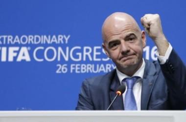 Gianni Infantino Tân Chủ tịch FIFA