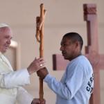 Đức Giáo Hoàng thăm nhà tù ở Ciudad Juárez