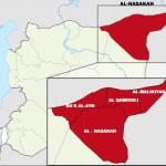 SYRIA: PHI ĐẠO BÍ MẬT CHỐNG QUÂN ISIS GIỮA ĐỒNG HOANG HASAKAH