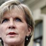 Ngoại trưởng Úc Julie Bishop chất vấn Trung Quốc về tuyên bố chủ quyền Biển Đông