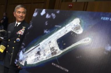 Tư Lệnh Mỹ Harry Harris kêu gọi bỏ hoàn toàn cấm vận vũ khí với Việt Nam