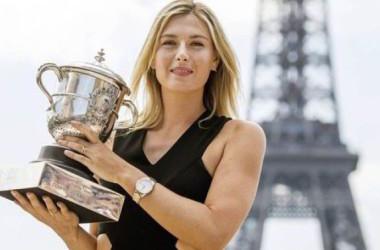 Maria Sharapova thú nhận dùng chất cấm