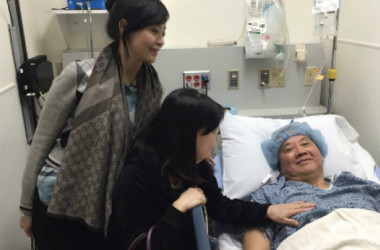 Nghệ sĩ Bảo Quốc khỏe lại sau phẫu thuật cắt khối u gan