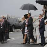 Tổng thống Obama đặt chân xuống Cuba sau 90 năm
