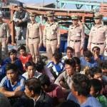 Ngư dân Việt tiếp tục bị bắt ở nước ngoài