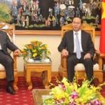 Việt Nam, Nga bàn về các vấn đề an ninh