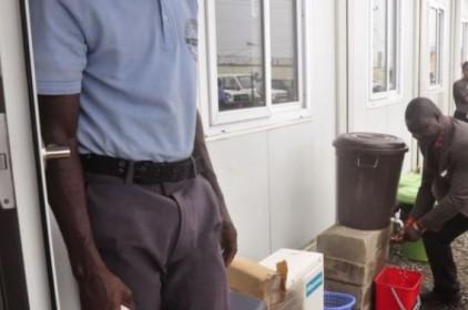 Ebola lại bùng phát ở Liberia