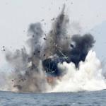 Indonesia đánh chìm tàu cá Việt Nam